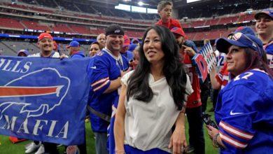 Bills Owner Kim Pegula Explains Why She'll Stand For National Anthem