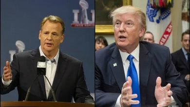 Donald Trump Responds To Roger Goodell Over Kneeling Controversy