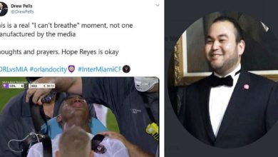 Soccer Writer Drew Pells Fired For 'I Can't Breathe' Tweet
