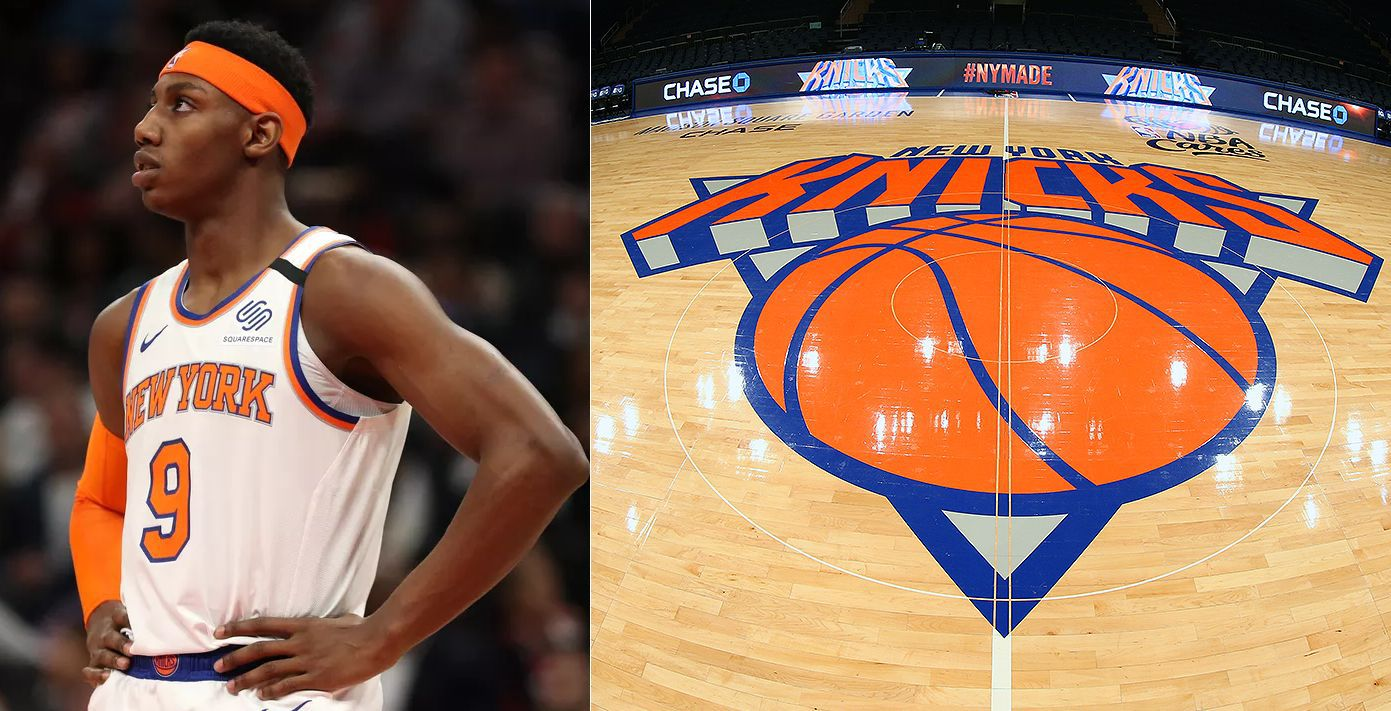 New Knicks Uniforms Leak Out, Get Criticized (Photos) - Game 7