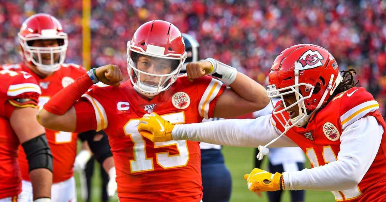 The Kansas City Chiefs are not very good at covering wide receivers - Arrowhead Pride