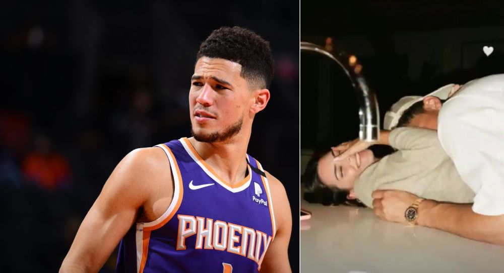 Real Reason Suns' Devin Booker Is Missing All-Star Game - Game 7